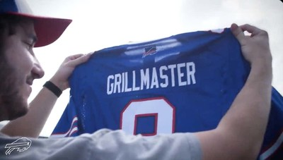 Digital Renegade Jack Mancuso (@chefcuso), 3M followers, named official Grillmaster for the Buffalo Bills