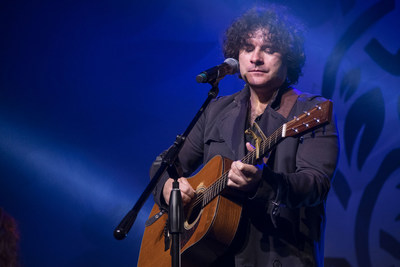 Paddy Casey headlined the fundraiser on the Stephen Leeson Show, broadcast from the Church of Scientology Dublin Community Centre.