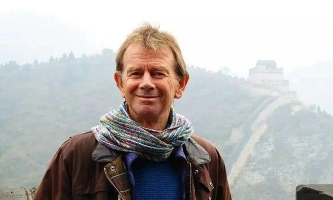Michael Wood in China