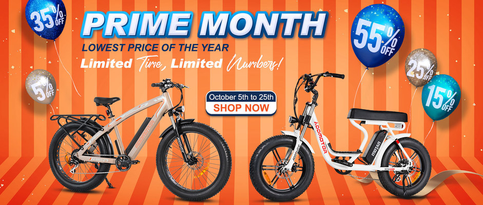 Addmotor Prime Month Promotion