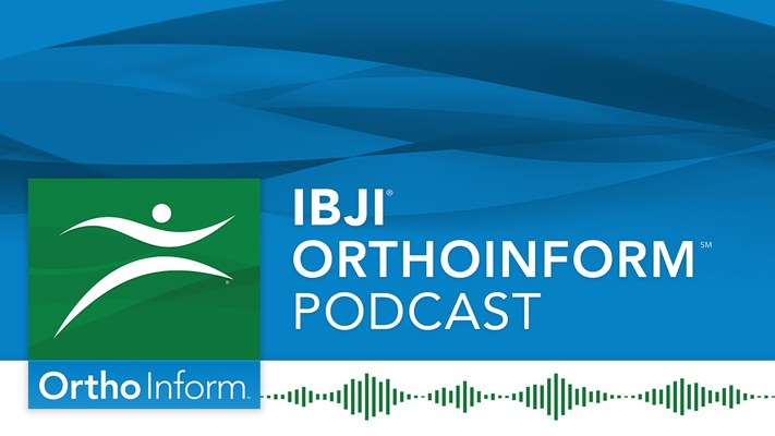 The IBJI OrthoInform podcast is an educational resource for existing and prospective patients that provides more information about common orthopedic conditions and procedures, including information on what to expect before and after surgery.