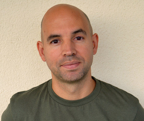 David Conde is Luckbox's new Head of Data (CNW Group/Real Luck Group Ltd.)