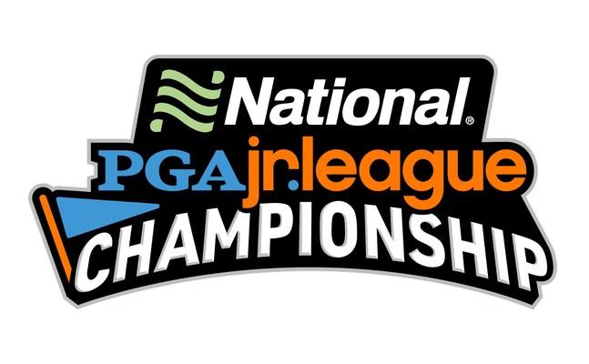 National Car Rental PGA Jr. League Championship Logo